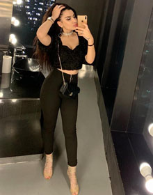 vip russian escorts in Mahipalpur, Delhi - Annika